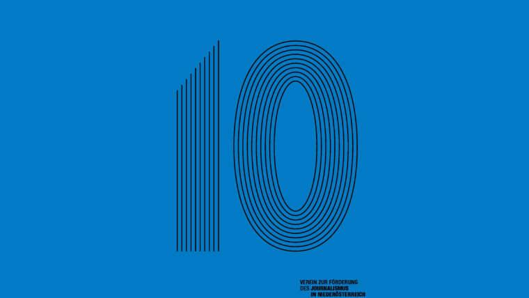 Journalismusverein feiert zehnjähriges Jubiläum